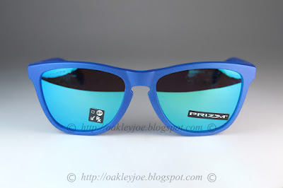57efc574dd oo9013-47 frogskins b1b blue + sapphire iridium lens  220 xmas sale now   180! lens pre coated with Oakley hydrophobic nano solution