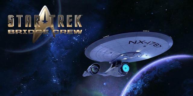 Star Trek Bridge Crew è il primo videogame nella storia di Star Trek a poter essere giocato in Realtà Virtuale- TG TREK: Notizie, Novità, News da Star Trek