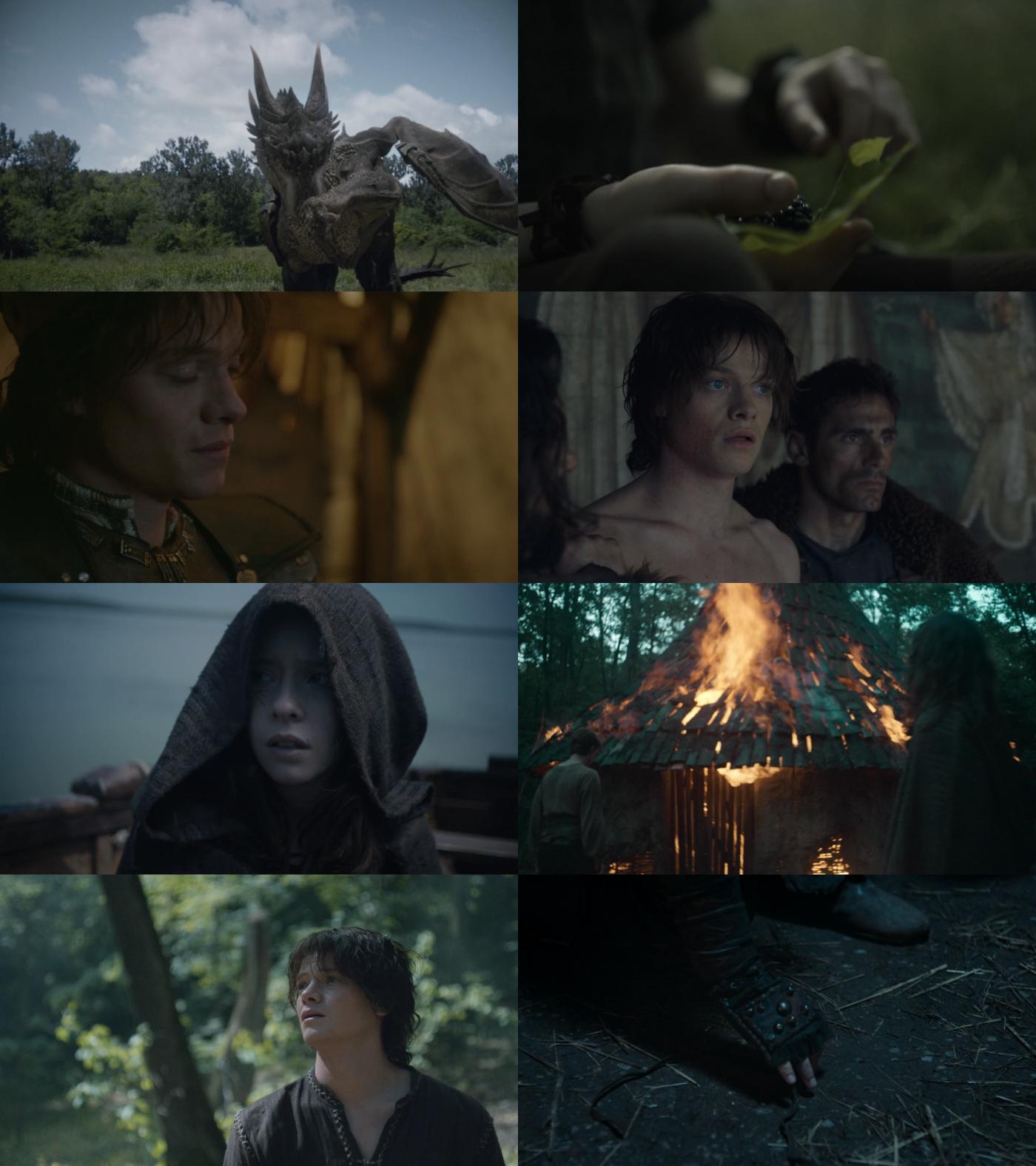 Corazón de dragón: La batalla por el fuego del corazón 1080p