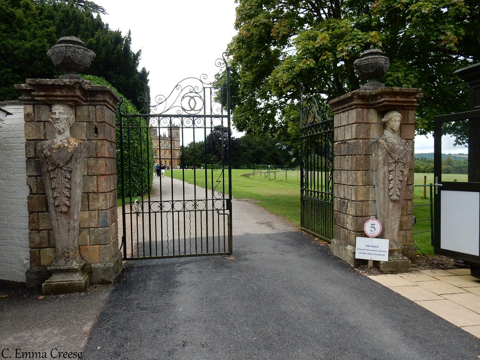 Visiting Downton Abbey Aka Highclere Castle An
