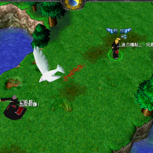 naruto castle defense 6.0 Deidara Explosive Clay - Bird