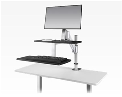 ESI Ergonomic Solutions Sit To Stand Workstations