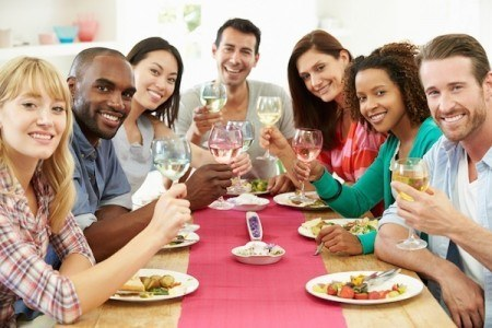 how to get together friends and family