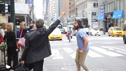 High Five New York - Wenn das Winken für ein Taxi zum High Five wird