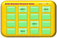 http://eslgamesworld.com/members/games/grammar/present%20tenses/daily%20routines%20memory%20text.html