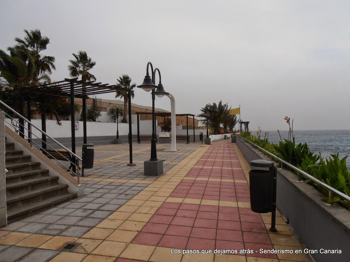 Plaza en la Playa de Ojos de Garza
