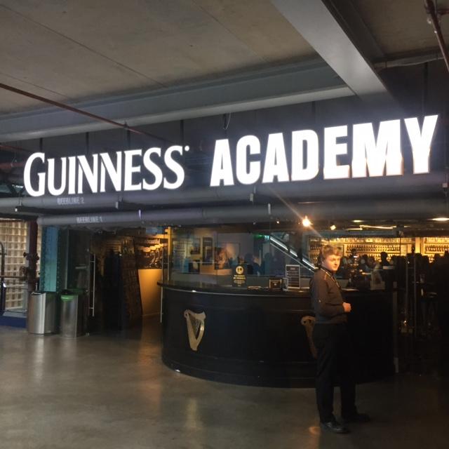 Guiness store house Dublin
