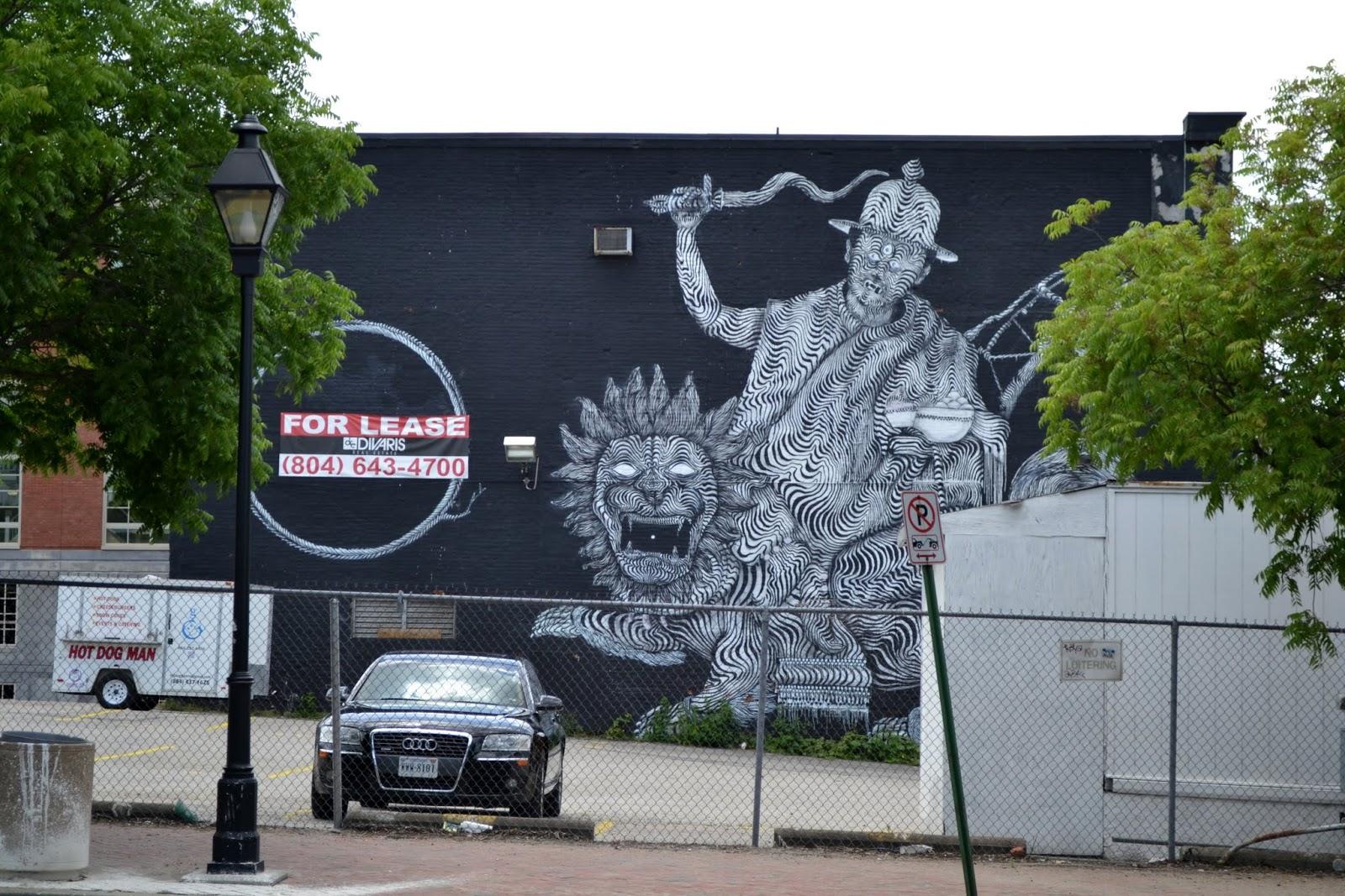 Муралы. Ричмонд, Вирджиния (Murals. Richmond, VA)