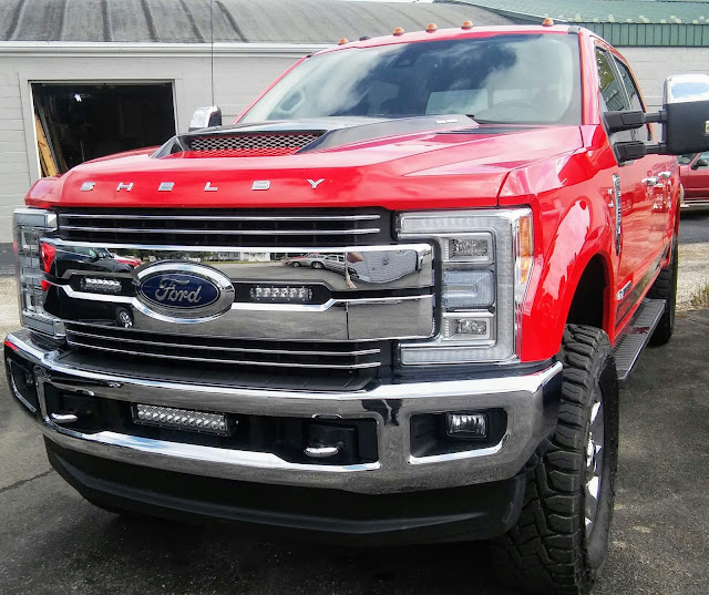 Hot On The Lot: 2017 Shelby Off Road F-250, Metamora Herald