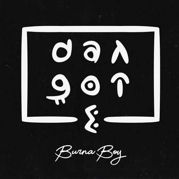 """Burna Boy  """"dangote"""""""