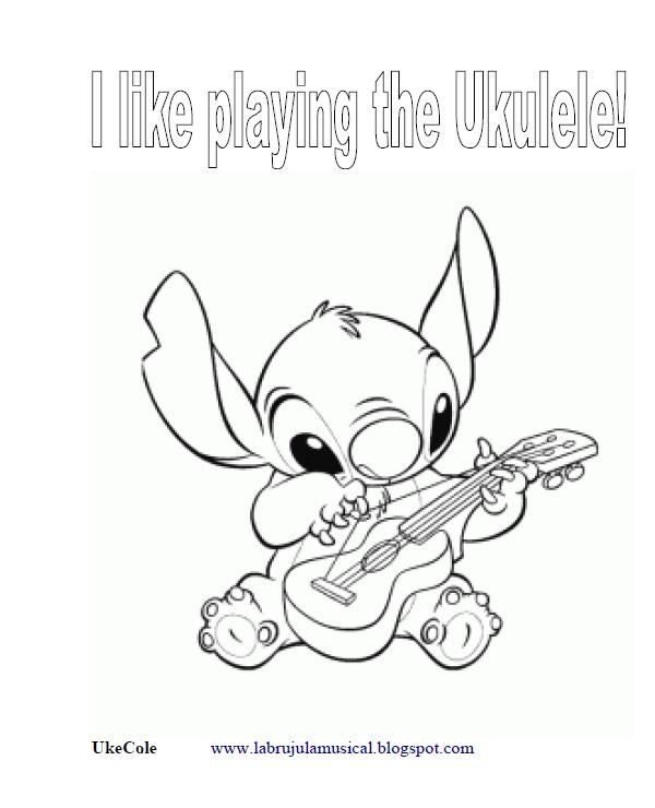 La Brújula Musical: Recursos para Ukelele