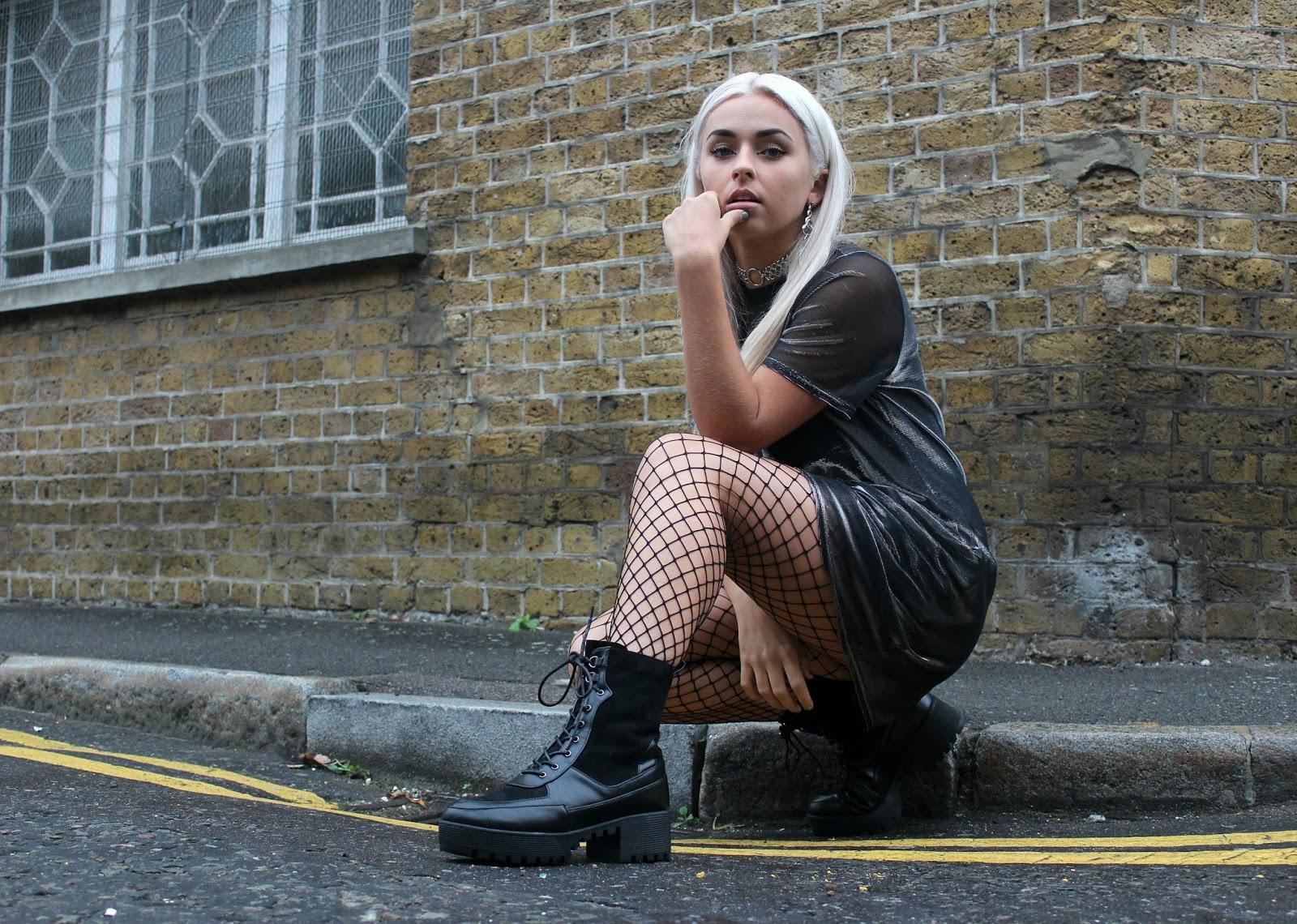 Wearing Public Desire Boots