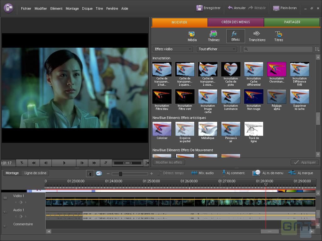 Adobe premiere cs