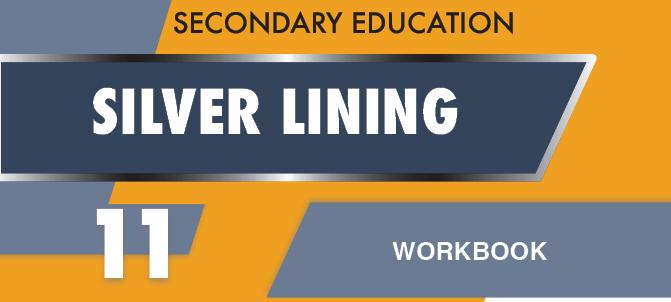 11 Sınıf Meb Yayınları Ingilizce çalışma Kitabı Silver Lining 15