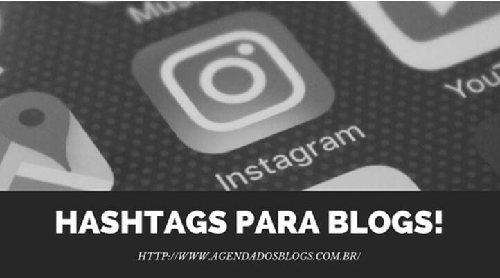Hashtags para blogs