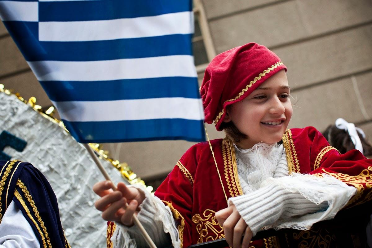 Παρέλαση στην 5η Λεωφόρο: Να πως γιορτάζουν την 25η Μαρτίου στη Νέα Υόρκη