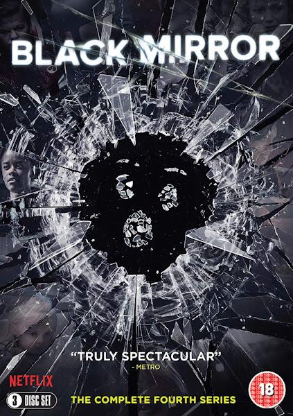 Poster of Black Mirror Season 4 Dual Audio [Hindi-DD5.1] 720p HDRip ESubs Download