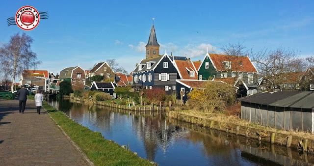 Marken, Holanda