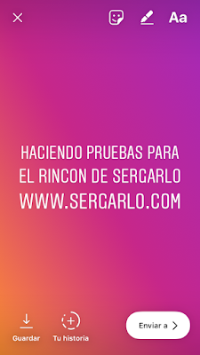 Instagram, stories, letras, texto, redes sociales, social media,