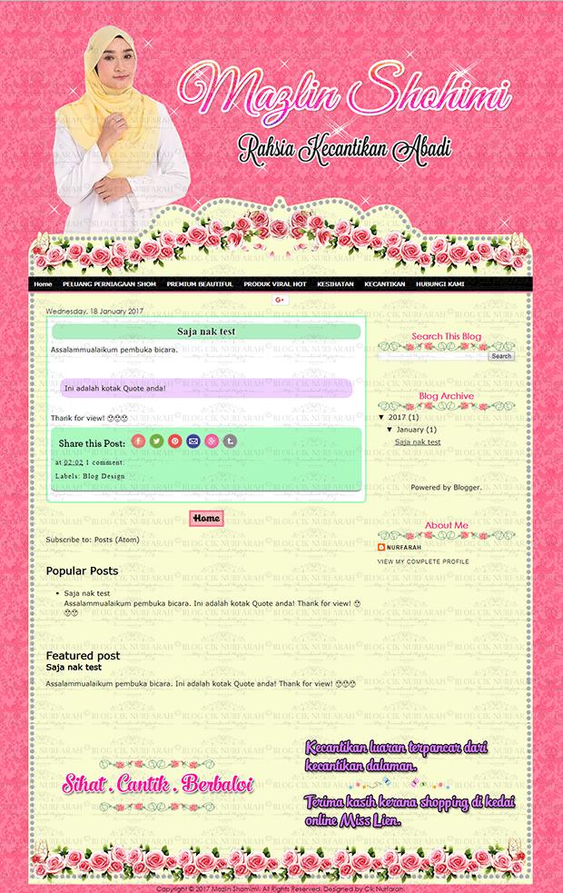 Blog Design 76