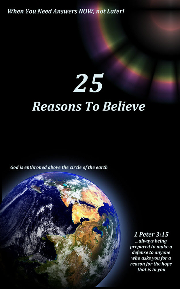 25 Reasons to Believe