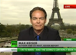 Joel Featured On Max Keiser