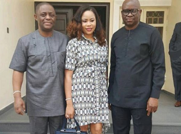 """FFK says him and Fayose are like """"tiger and lion"""""""