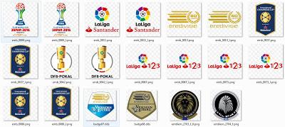 Update Badge, Logo dan Emblem untuk PTE Patch 6.0