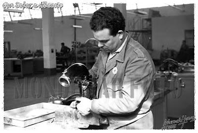 LA MAESTRANZA AÉREA DE ALBACETE EN 1957