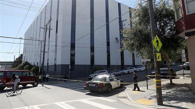 San Francisco shooting leaves 4 dead