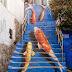 Kore'nin Cıvıl Cıvıl Merdivenleri