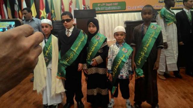 Prestasi Membanggakan, Musa Hafiz Cilik asal Indonesia Juara MTQ Internasional di Mesir
