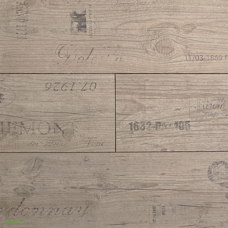 Plank Golv Plankgolv I Ek Med Borstad Yta Bredd 189 Mm