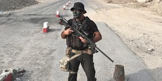 Sniper Riyad Jaffar
