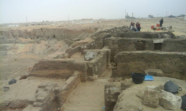 Coptic era monastery and tombs unearthed in Egypt