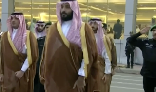 Future Saudi king tightens grip on power with arrests including Prince Alwaleed