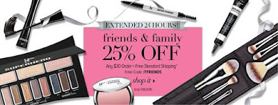 The IT Cosmetics Friends & Family sale is happening now!