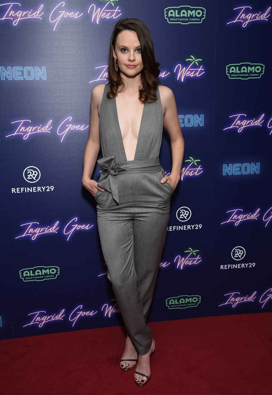 'Ingrid Goes West' Premiere in New York