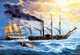 """Σαν σήμερα 25 Νοεμβρίου 1826 η φρεγάτα ''Ελλάς"""" φθάνει στο Ναύπλιο"""