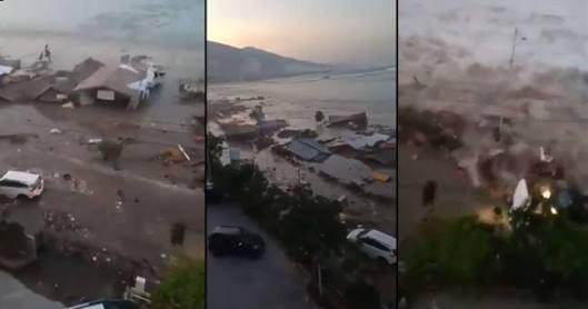 ( VIDEOS ) Mhoni Vidente Predijo Que Temblaria Fuerte En Indonesia Con Tsunami Y Se Cumplió.