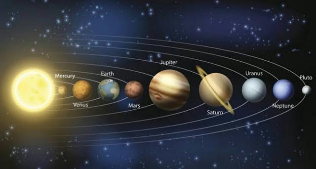 5 teori pembentukan tata surya