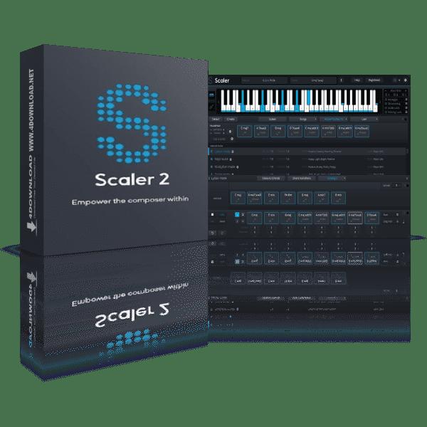 Plugin Boutique Scaler 2 v2.4.1 Full version