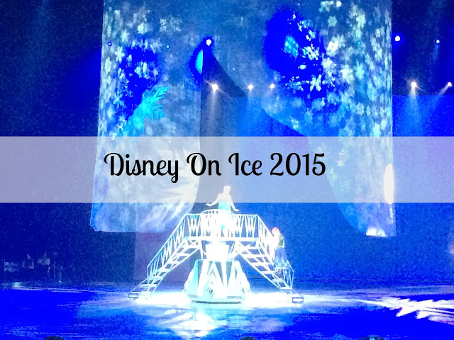 Disney on Ice at Newcastle 2015