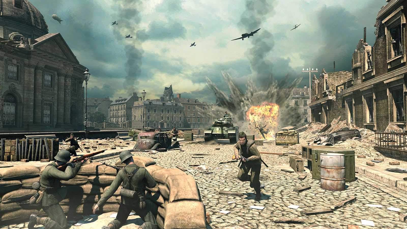 تحميل لعبة Sniper Elite V2 مضغوطة بروابط مباشرة كاملة مجانا