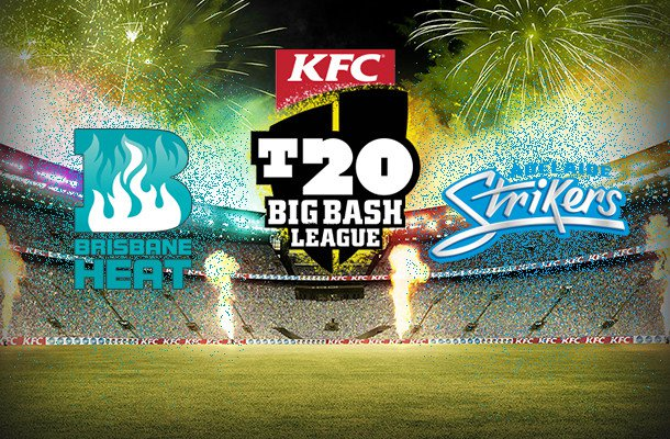 Adelaide Strikers Vs Brisbane Heat Live Streaming