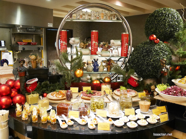 Christmas & New Year Feast @ Grand Millennium Kuala Lumpur