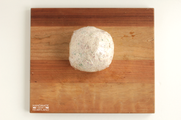 Corned Beef Leprechaun Cheeseball Recipe