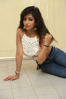 Deekshita Parvathi in a short crop top and Denim Jeans Spicy Pics Beautiful Actress Deekshita Parvathi January 2017 CelebxNext (174).JPG