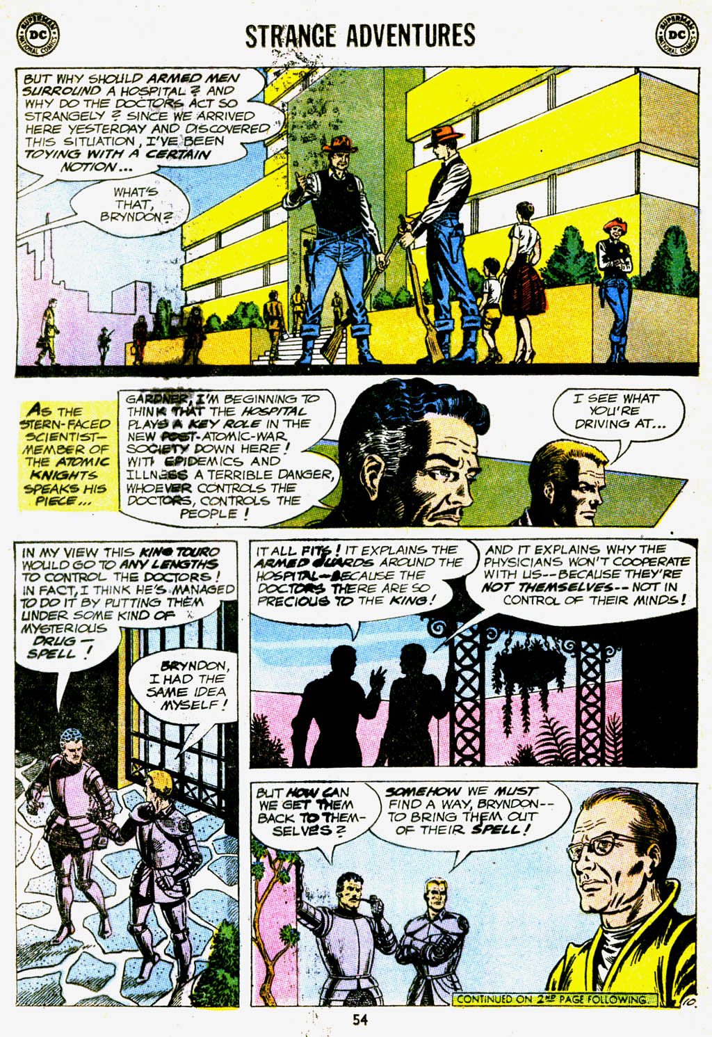 Strange Adventures (1950) issue 227 - Page 55