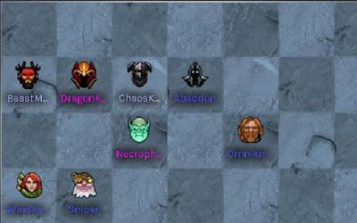 Team 3 Hunter - 4 Knight - 2 Undead hỗ trợ bạn làm chủ thời đoạn giữa ván